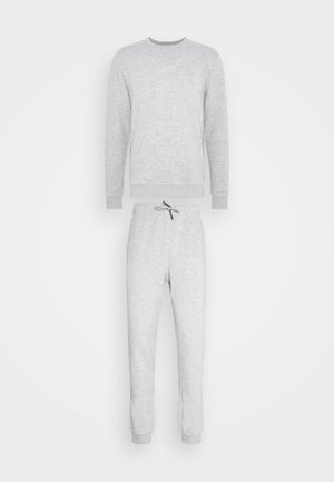 ONSCERES CREW PANT SET - Sweatshirt - light grey melange