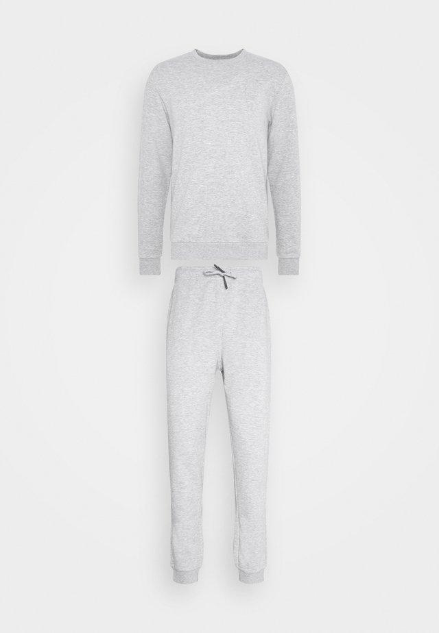ONSCERES CREW PANT SET - Sweater - light grey melange