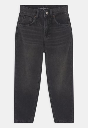 KARA MUMFIT - Jeans Relaxed Fit - authentic black
