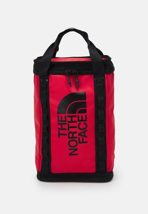 EXPLORE FUSEBOX UNISEX - Rucksack - red/black