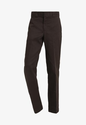 ORIGINAL 874® WORK PANT - Bukse - dark brown