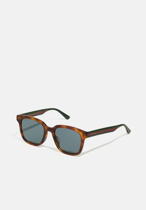Sunglasses - havana/green/grey