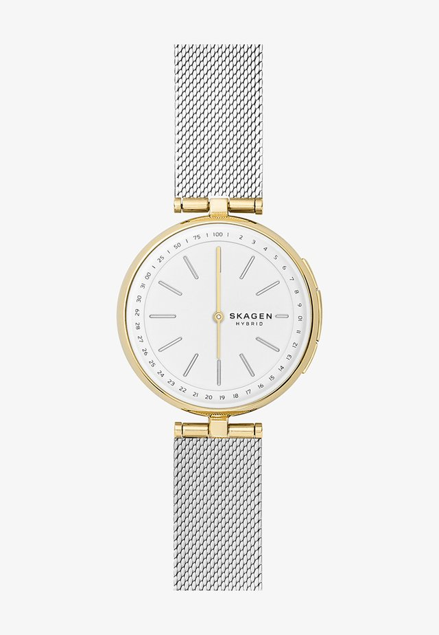SIGNATUR - Smartwatch - silver-coloured