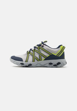 SHAWS UNISEX - Sports shoes - grey/navy