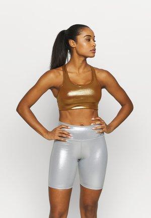 BRA - Sport-bh met medium support - gold/tawny