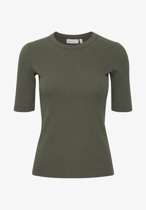DAGNAIW - Print T-shirt - beetle green