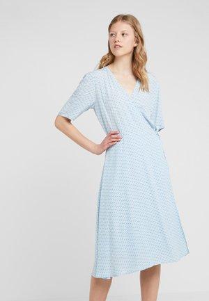 STELLA - Day dress - winter sky blue