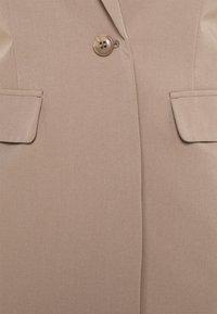 Vero Moda - VMZELDA - Blazer - taupe gray - 2