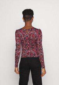 ONLY - ONLPELLA PUFF  - Long sleeved top - pink lemonade - 2