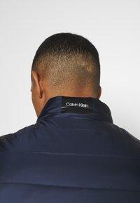 Calvin Klein - LIGHT WEIGHT SIDE LOGO JACKET - Light jacket - blue - 5