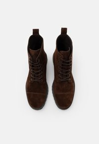 Belstaff - ALPERTON - Lace-up ankle boots - chocolate - 3