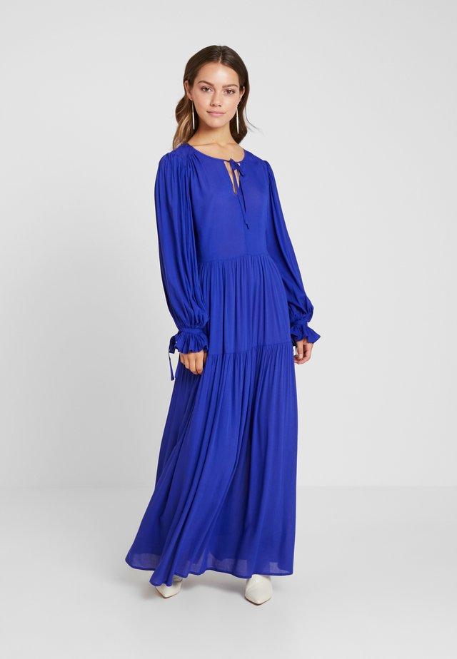SLFWILLOW DRESS - Maxi dress - clematis blue