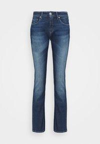 SUPER BOOT - Bootcut jeans - blue desire