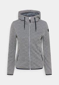 Icepeak - ADRIAN - Fleece jacket - dark blue - 4