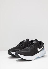 Nike Performance - JOYRIDE DUAL RUN - Obuwie do biegania treningowe - black/white - 2
