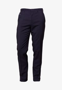 HARTLEYS - Suit trousers - dark blue