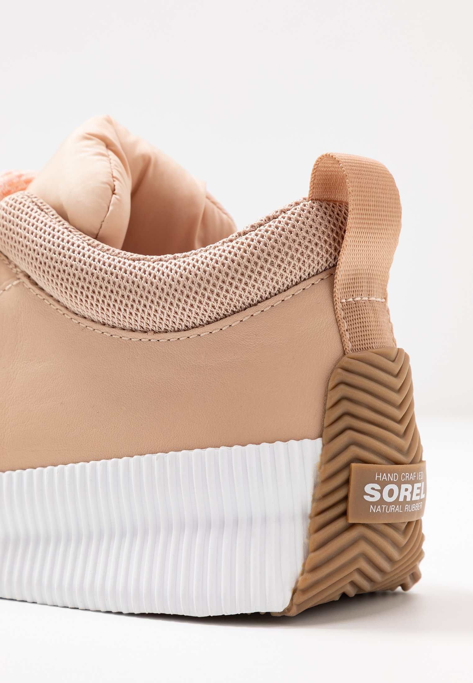 Sorel OUT N ABOUT PLUS STREET - Baskets basses - natural/tan