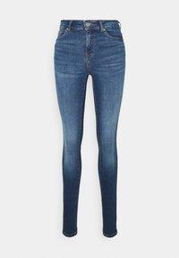 NMLUCY S TALL - Skinny džíny - medium blue
