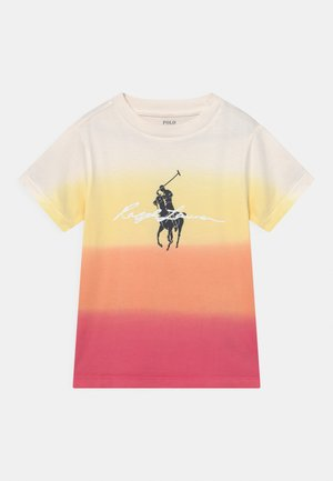 Camiseta estampada - classic peach