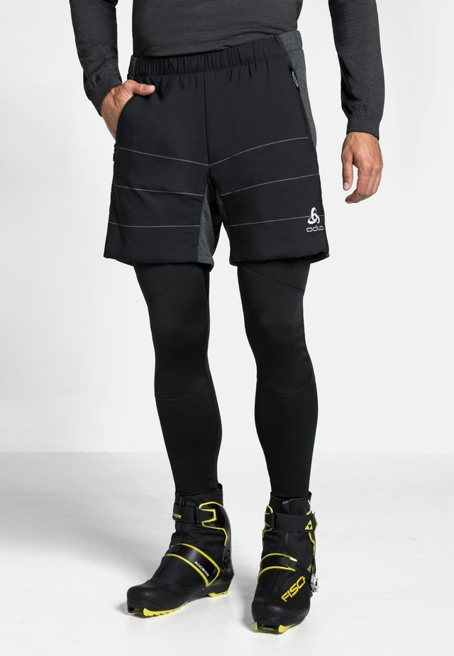 MILLENNIUM S-THERMIC - Sports shorts - black