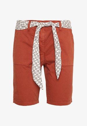 BERMUDA - Shorts - orange