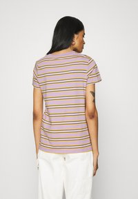 Levi's® - PERFECT TEE - T-shirt imprimé - borough lavender frost - 2