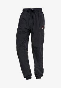 Jordan - FLIGHT WARM UP PANT - Tracksuit bottoms - black - 4