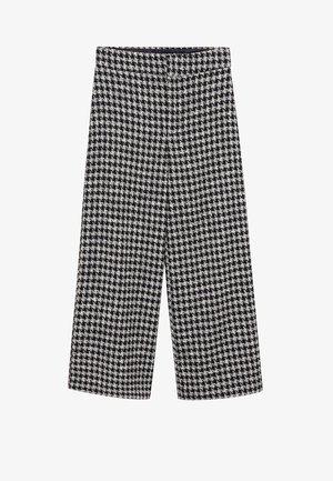 CUADRI - Trousers - schwarz