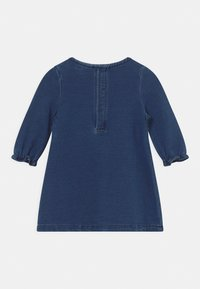 Name it - NBFATORINAS  - Day dress - dark blue denim - 1