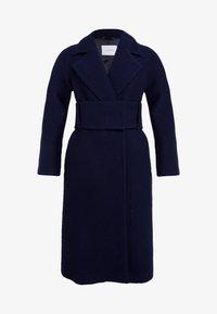 BIG BELT COAT - Cappotto classico - winter true blue