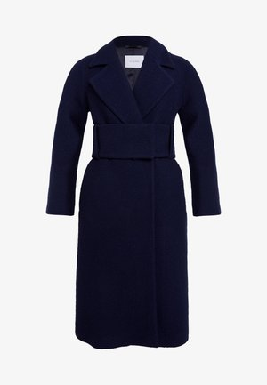 BIG BELT COAT - Kåpe / frakk - winter true blue