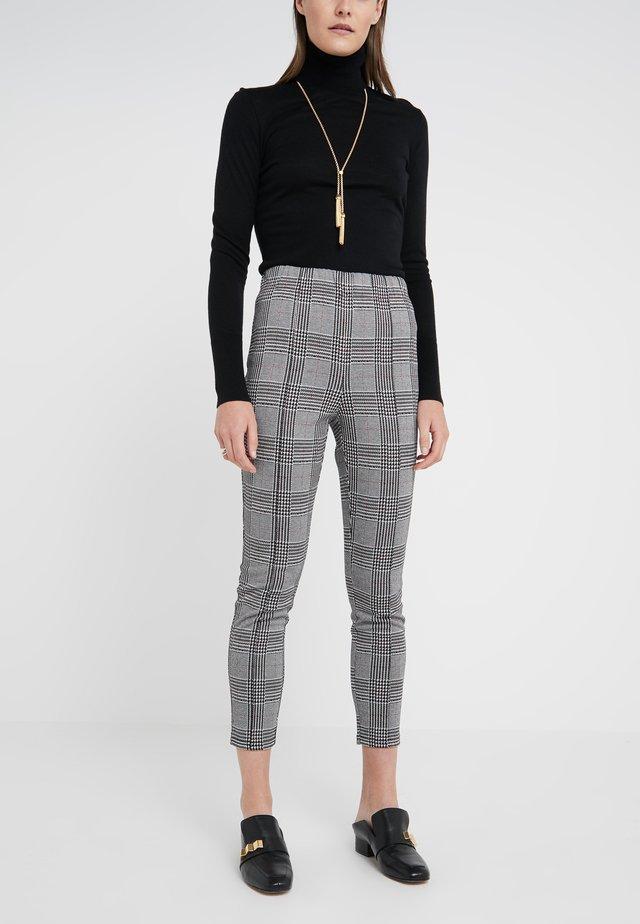 HIP SOHO CHECK PANTS - Spodnie materiałowe - multicolor