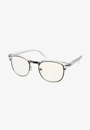 CAIRO BLUE LIGHT GLASSES - Sunglasses - clear
