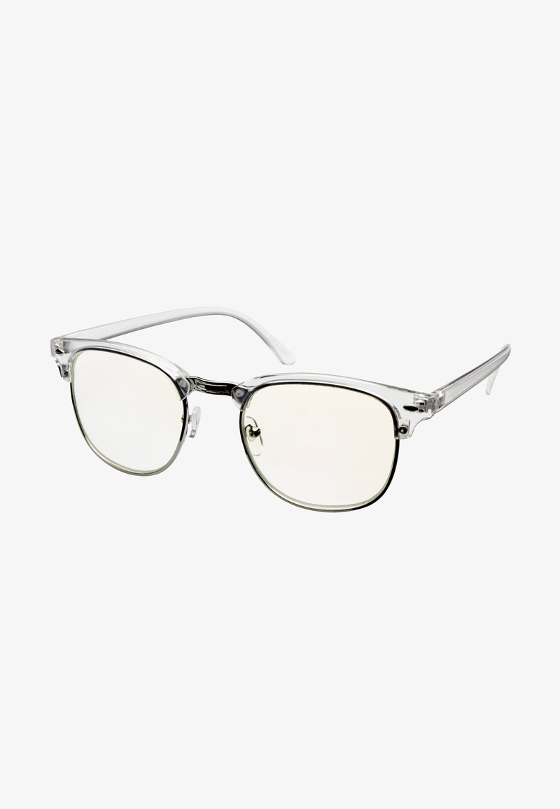 Icon Eyewear - CAIRO BLUE LIGHT GLASSES - Sunglasses - clear