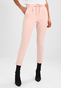ONLY - POPTRASH EASY COLOUR  - Tracksuit bottoms - rose smoke - 0