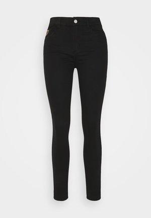 CELIA - Jeansy Skinny Fit - black