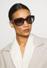 Prada - Sunglasses - red - 1