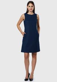 Evita - Robe d'été - blue - 1