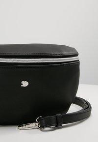 TOM TAILOR DENIM - ROSIE BELTBAG - Bum bag - black - 6