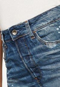G-Star - BOYFRIEND - Relaxed fit jeans - dark blue - 4