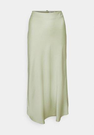 PALOMA MIDI SKIRT - Áčková sukně - pistachio