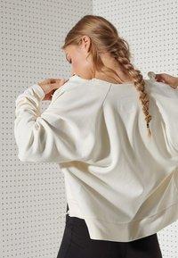 Superdry - Light jacket - riff white - 1