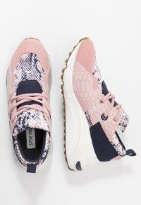 Steve Madden - CLIFF - Sneakers - blush - 3