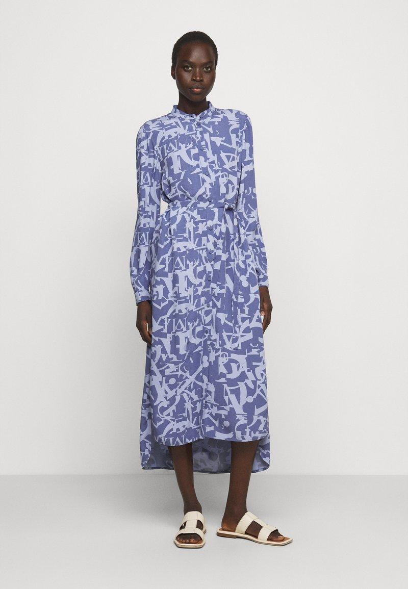 MAX&Co. - PERUGIA - Shirt dress - light blue