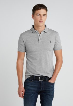 Polo shirt - andover heather