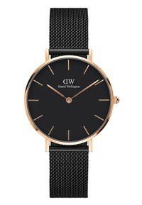 Daniel Wellington - PETITE ASHFIELD 32MM - Reloj - black - 0