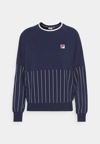 Fila - HELAINE CREW NECK  - Sweatshirt - black iris - 5