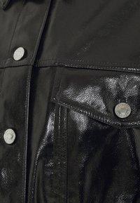 Weekday - KEISHA  - Button-down blouse - black - 8