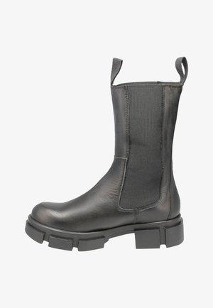 ASHLEY  - Platform boots - black