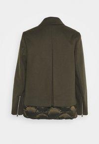 Sportmax Code - ORIGINE - Classic coat - khaki - 1